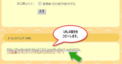 FC2のTB-URL